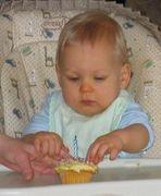 mmmm, cupcake!