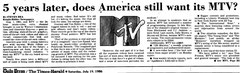 5 years later, does America still want its MTV?
